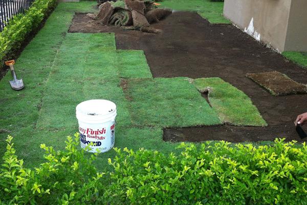 Costa Rica vivero, zacate instalacion y mantenimiento de áreas comunes